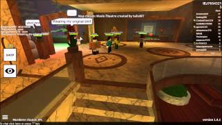 ROBLOX Twisted Murderer gameplay with big surprise!