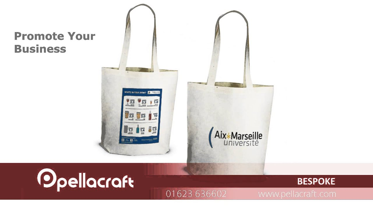Bags & Cases - Bespoke Promotional Printed Bags