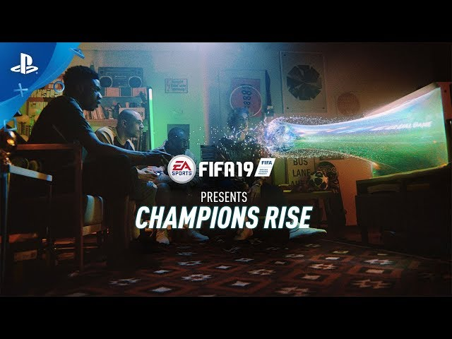 FIFA 19 - Champions Rise Launch Trailer | PS4