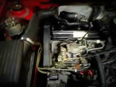 VW Golf 19 TD 55 Kw AAZ