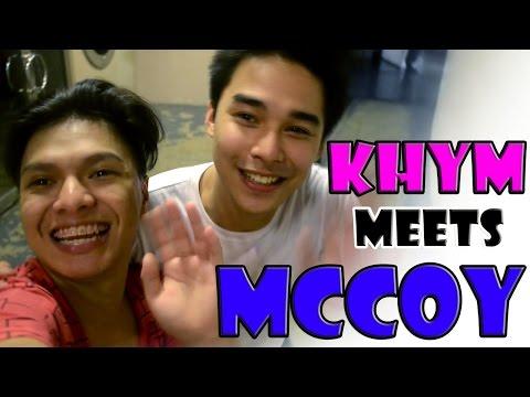 Khym meets Hashtag Mccoy!! | KHYM MANALO