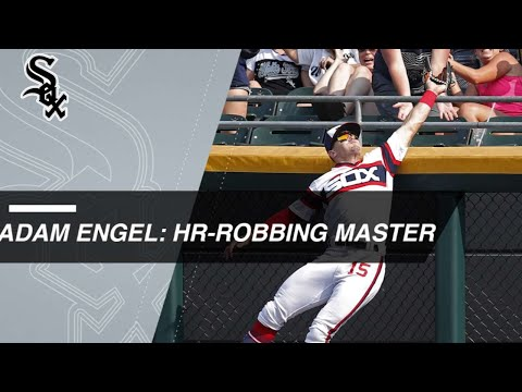 Engel robs three home runs in one week