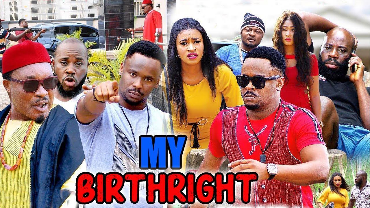 Download MY BIRTHRIGHT season 1 - ZUBBY MICHAEL LATEST NIGERIAN NOLLYWOOD MOVIE
