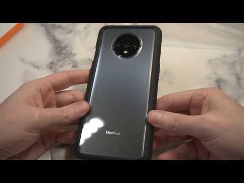 Spigen Ultra Hybrid Designed for OnePlus 7T Case Review