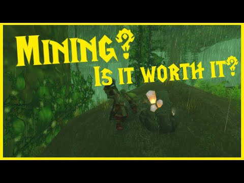 Classic WoW: General Profession Overview: Mining? Is it Worth it?