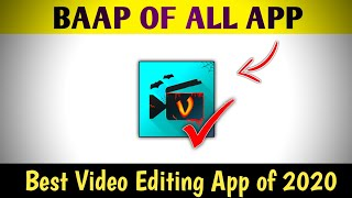 ☑️ Best video editor app for android in 2020/Best video editing app no watermark/Slow motion app