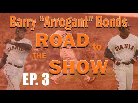 """Hit for the CYCLE! Barry """"Arrogant"""" Bonds RTTS EP. 3 MLB The Show 17"""