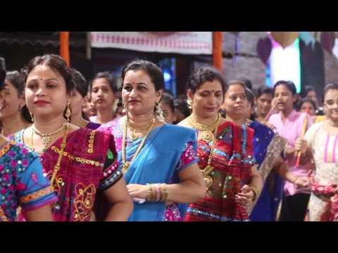 Ambernath Navrati Utsav 2016  highlites Sk Studio