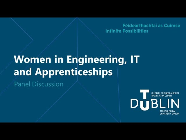 Women in Engineering, IT and Apprenticeships