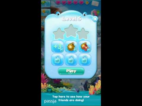 Review Game Marine Adventure for TANGO level 1-6