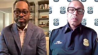 Detroit Police Chief James Craig | American Black Journal