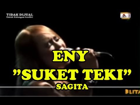 ENY SAGITA - SUKET TEKI LIVE IN BLITAR EXPO 2016