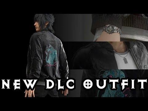 Final Fantasy XV - New DLC Outfit (May 30) and May Minor Update