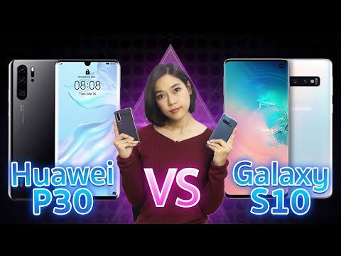 Huawei P30 vs Galaxy S10 รุ่นไหนน่าใช้กว่ากัน