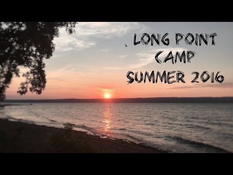 Camp America 2016: Long Point Camp.