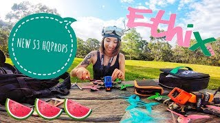 ETHIX New S3 🍉Propellers - HOW GOOD Are They ??