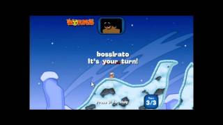 worms msn game