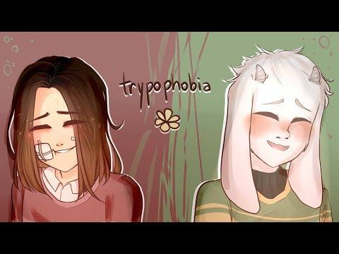 Trypophobia [meme] (undertale)