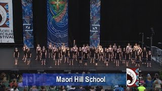 Maori Hill School - Otago Polyfest 2016