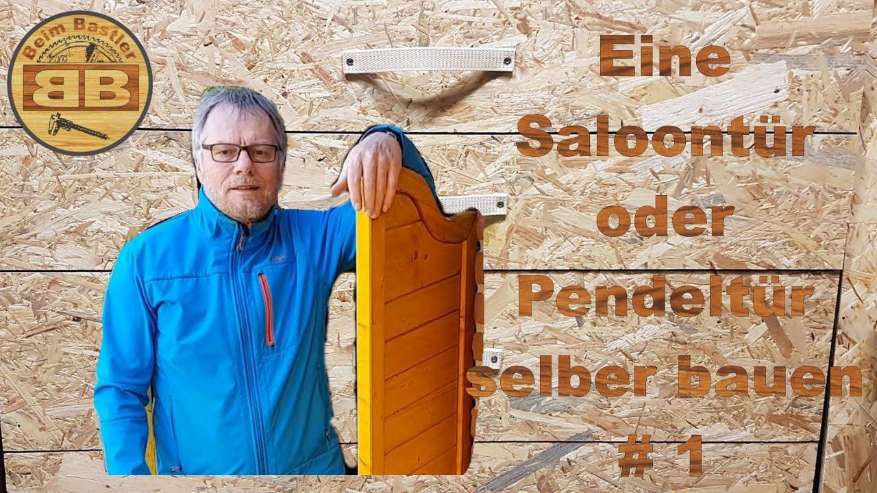 Pendeltür Selber Bauen : pendelt r selber bauen teil 1 youtube ~ Yuntae.com Dekorationen Ideen