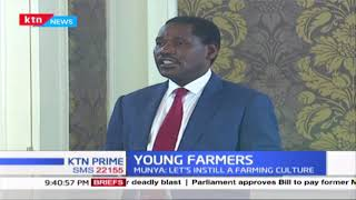 Young Farmers: 15 young Kenyans secure Agri-Grants as Kenya-Israel partner to provide training