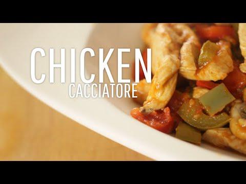 """Chicken """"Cacciatore"""""""