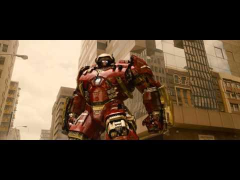 Avengers: Czas Ultrona - oficjalny zwiastun Blu-ray 3D, Blu-ray i DVD (polski dubbing)