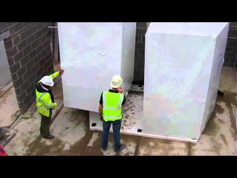 Bathroom Pod Installation | Terrapin
