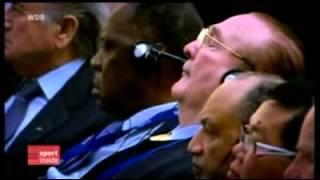 Sepp Blatter, die FIFA und die ehrenwerte Familie......?