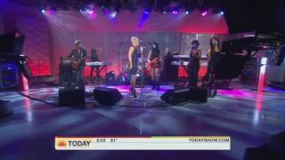Pink - Please Don't Leave Me - Live At Today Show - HD Quality