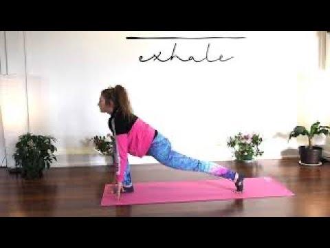 Hatha Yoga Flow with Pavlina