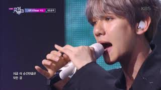 Download lagu UN Village - 백현(BAEKHYUN) [뮤직뱅크 Music Bank] 20190712