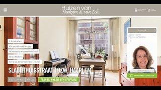 Te koop Slachthuisstraat 19zw Haarlem - Hoekstra & van Eck Makelaars - Méér Makelaar