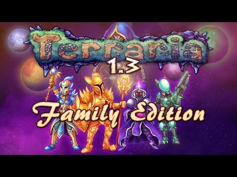 Terraria Family Episode 1