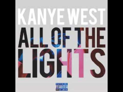 Kanye West feat Rihanna  All Of The Lights