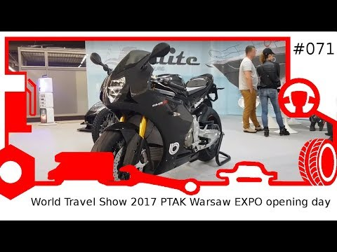 World Travel Show 2017  PTAK Warsaw EXPO opening day