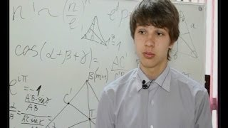 Место встречи - Победитель всероссийской олимпиады по физике и математике