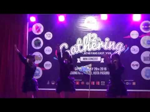 FIBeats ~ Kagami no Naka no Jean D'arc & Itoshisa no Defense (JKT48 Dance Cover) @ GEJ 12 280516