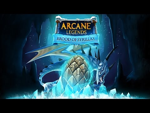 Arcane Legends - Livestreaming the Winter 2015 event!