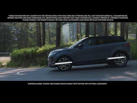 New 2020 Range Rover Evoque | Active Driveline Torque Vectoring