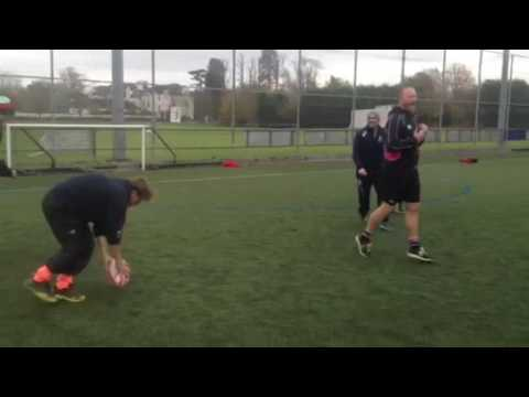 Dan Cottrell Rugby New Rules Of Play For U9s & U13s