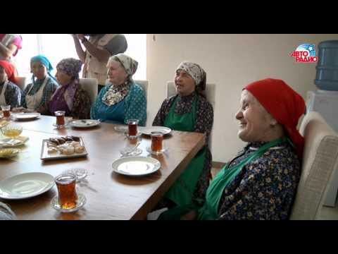 Бурановских Бабушек приютили в особняке в Баку