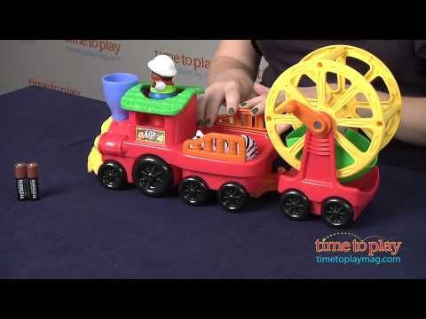 Little People ZooTalkers Animal Sounds Zoo Train from Fisher-Price