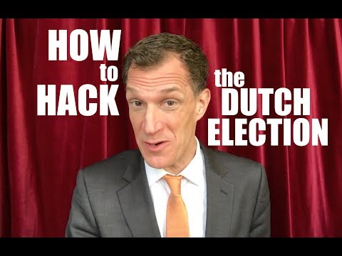 How to Hack the Dutch Elections! | 'United States of Europe'