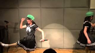 2014/05/18 単独ライブ@東京倶楽部 目黒店 09「アジアの純真」(PUFFY) / チェリ~ナ、のんびりな.
