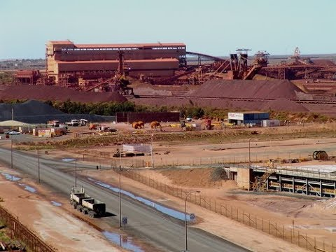 Paul's Pt Hedland: The Port Hedland of 1984.