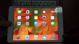 How to close Apps in Apple iOS 7 on iPad Mini in Full HD(The new Apple iOS 7 is here. Shown is this video is the new way of how to close the running applications. Closing the apps prevents from taking up precious ..., 2013-09-27T07:16:59.000Z)