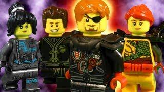 LEGO NINJAGO HUNTED PART 6 SNEAK PEEK SCENE - SEASON FINALE