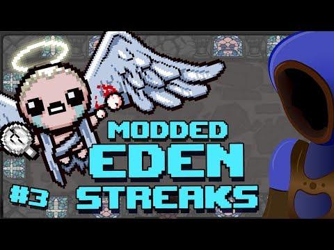 BANK SHOT BOOMERANG! :: Modded Isaac: Eden Streaking :: 3