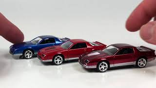 Auto World Deluxe Release 1 Complete Including Ultra Reds